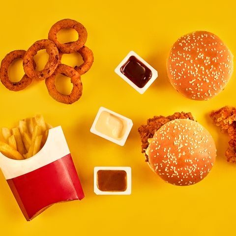How to Resist Fast Food
