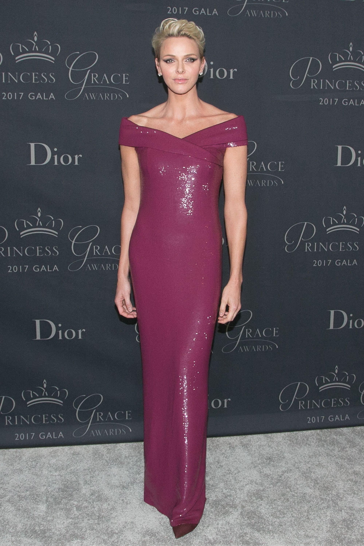 Princess Monaco Charlene Wittstock: athlete, beauty and ... mom 20