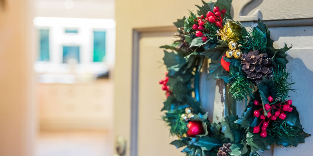 16 of the most stylish Christmas wreaths