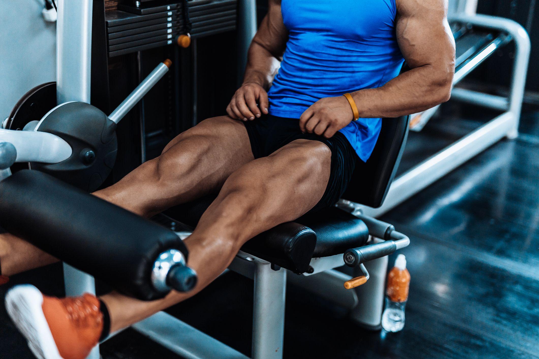 ejercicios para piernas gimnasio