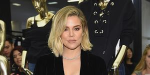 Khloe Kardashian gets real about exercising while pregnant