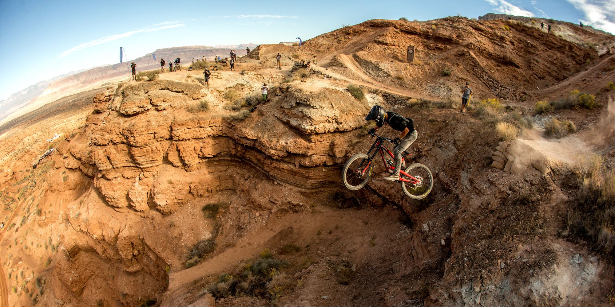 1c96b1b0fa5 Why Red Bull Rampage Is the Most Extreme Mountain Biking Competition - 2017 Red  Bull Rampage Video