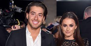 Love Island's Kem Cetinay and Amber Davies have split