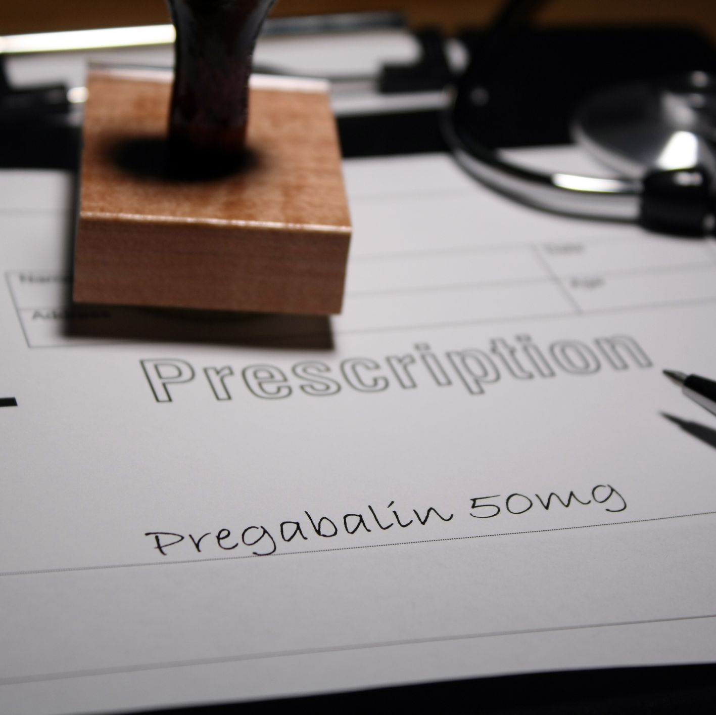 Pregabalin (Lyrica): a medicine used for epilepsy, nerve pain and anxiety
