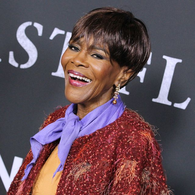 """los angeles, ca   november 01  actress cicely tyson attends the premiere of amazon's """"last flag flying"""" at dga theater on november 1, 2017 in los angeles, california  photo by leon bennettwireimage"""