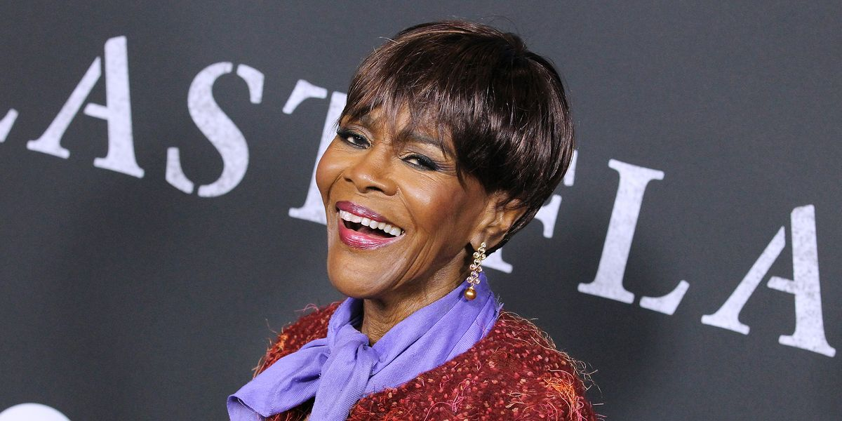 Cicely Tyson Unveils the Cover of Her Extraordinary Memoir, Just As I Am