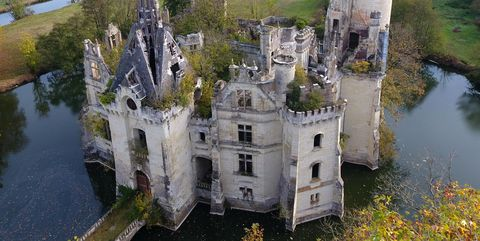 French chateauv