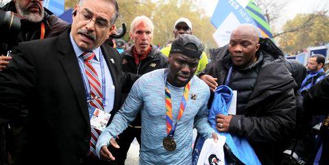 Kevin Hart Marathon