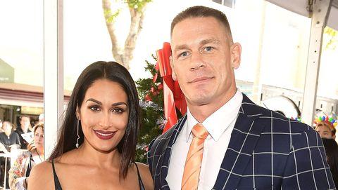 Nikki Bella And John Cena Wedding.Nikki Bella And John Cena Got Back Together