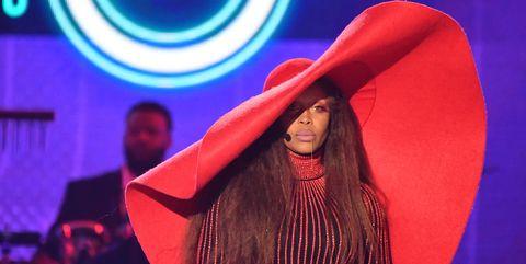 Erykah Badu Soul Train Awards