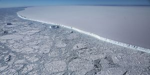 NASA's Operation IceBridge Studies Ice Loss In Antarctica
