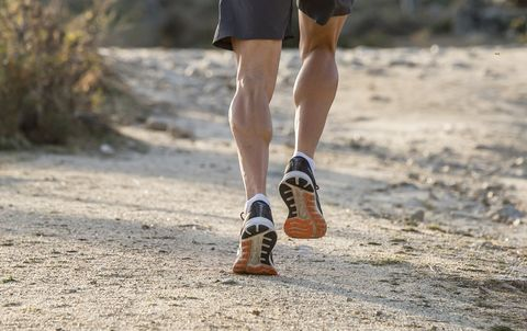 Soleus Muscle - Calf Pain from Running