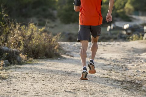 Trabaja el cómo pie mientras en detener el dolor