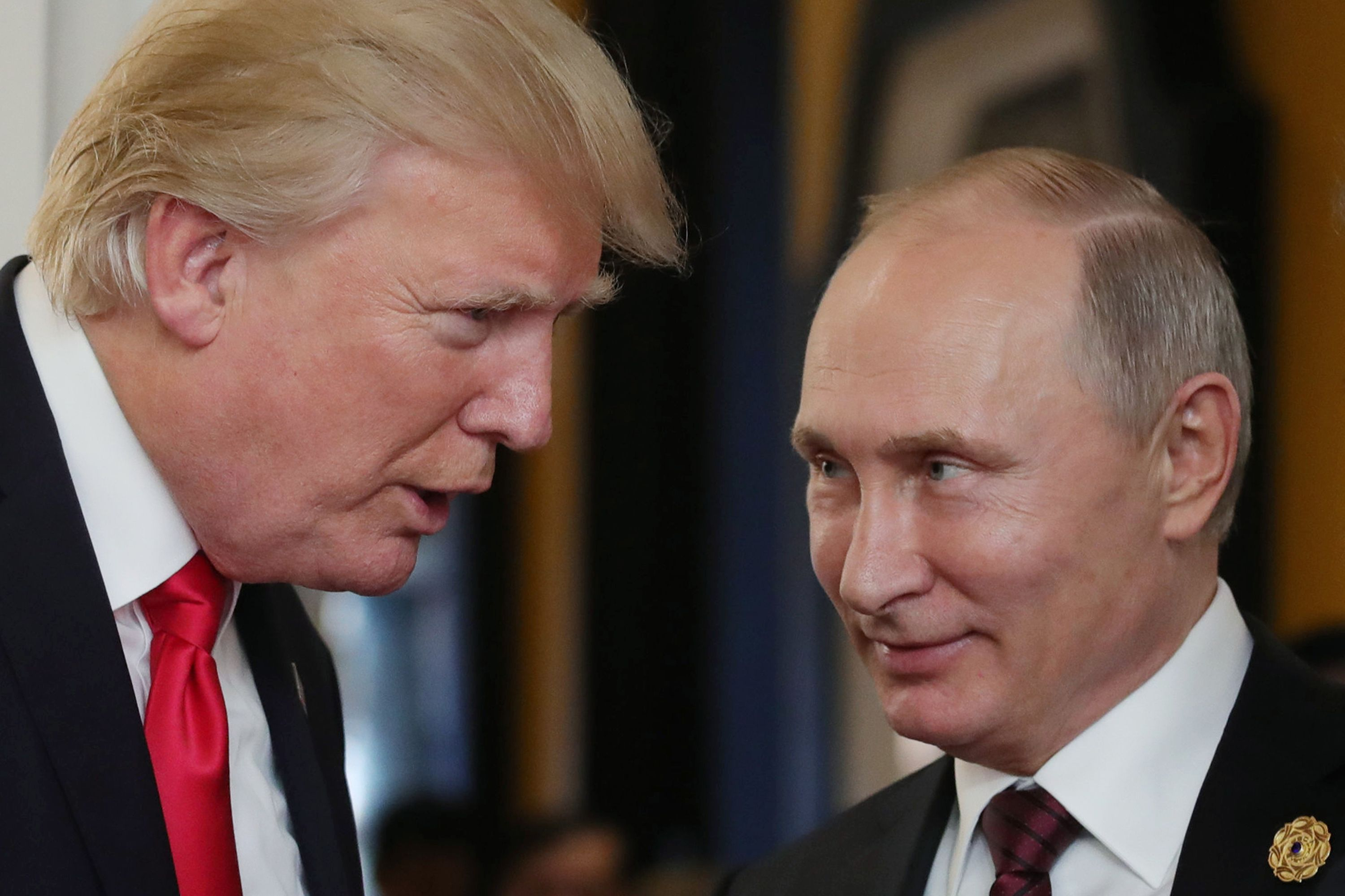 Of Course Trump Got Ukraine Policy Advice from Russia and Hungary