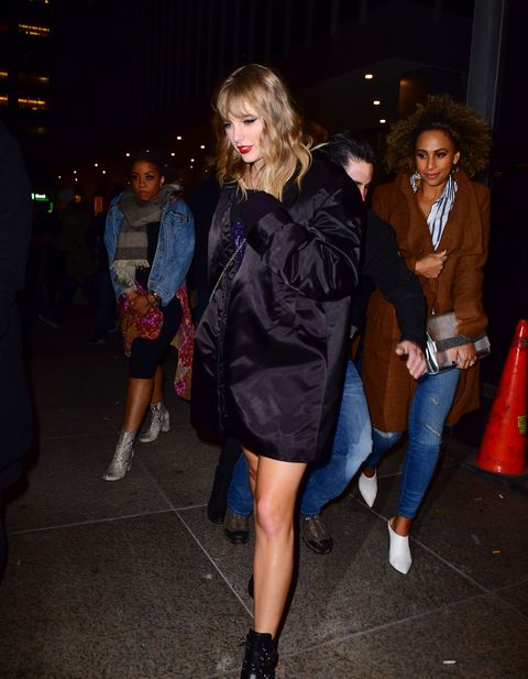5fafffcf5 Taylor Swift Street Style | Taylor Swift New York Fashion