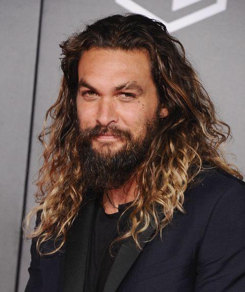 Facial hair, Hair, Beard, Moustache, Hairstyle, Chin, Long hair, Forehead, Human, Surfer hair,