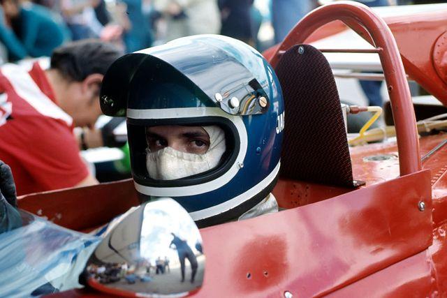 jacky ickx, ferrari 312b, grand prix of spain, circuito del jarama, 19 april 1970 photo by bernard cahiergetty images