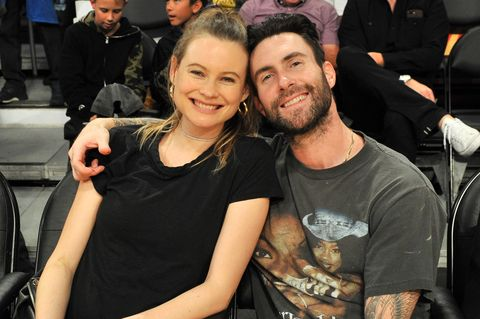 f727f467a Adam Levine and Behati Prinsloo have welcomed their second baby girl