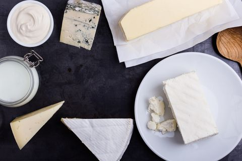 Food, Cheese, Dairy, Ingredient, Brie, Cuisine, Camembert Cheese, Butter, Dish, Cream cheese,