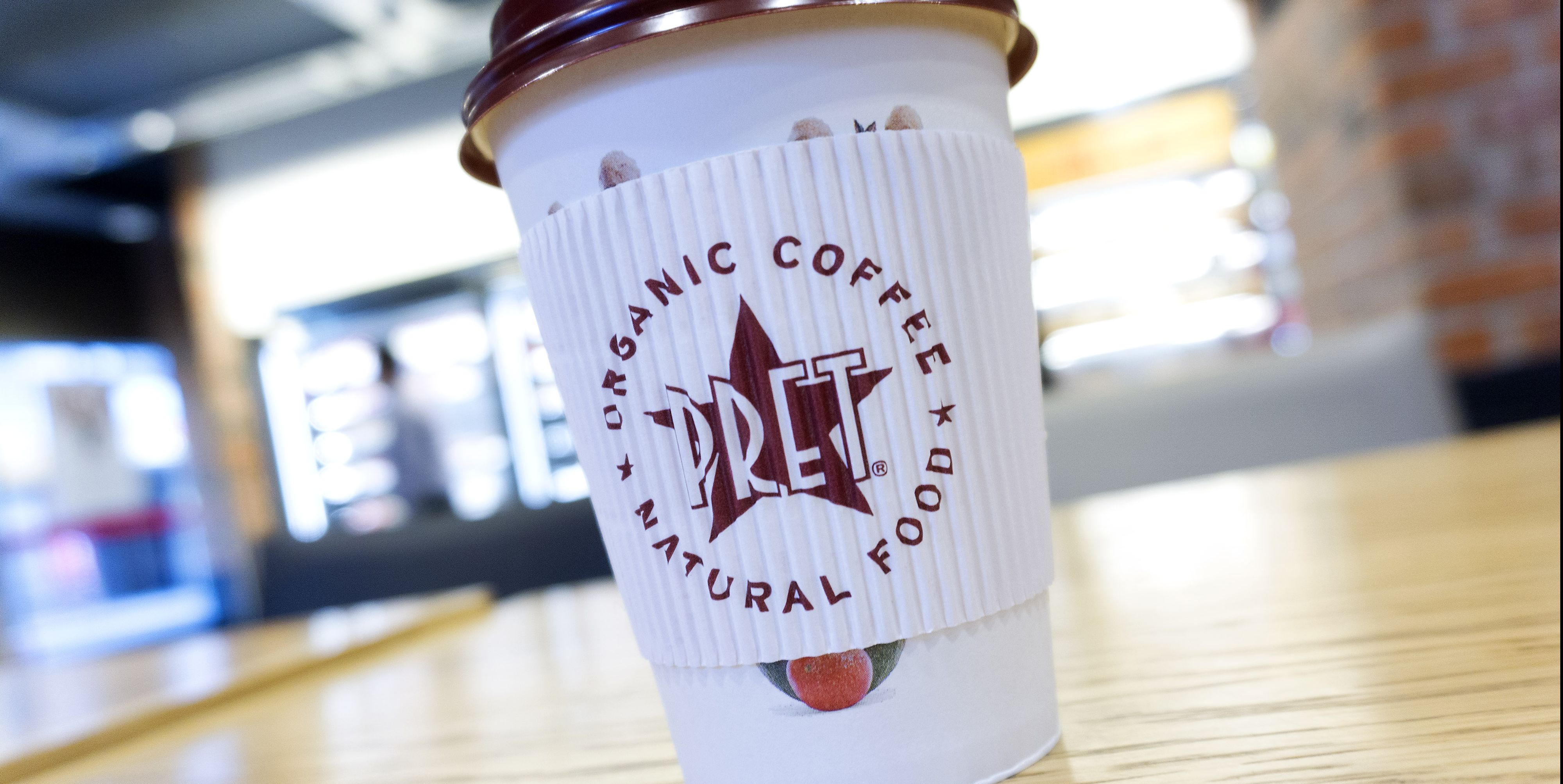 As part of Pret A Manger's new apprenticeship scheme, they'll pay your uni tuition