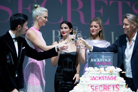Victoria's Secret Angels land in Shanghai