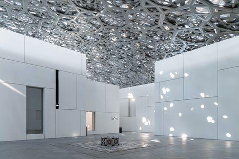 The Louvre Abu Dhabi Museum Opens In Abu Dhabi