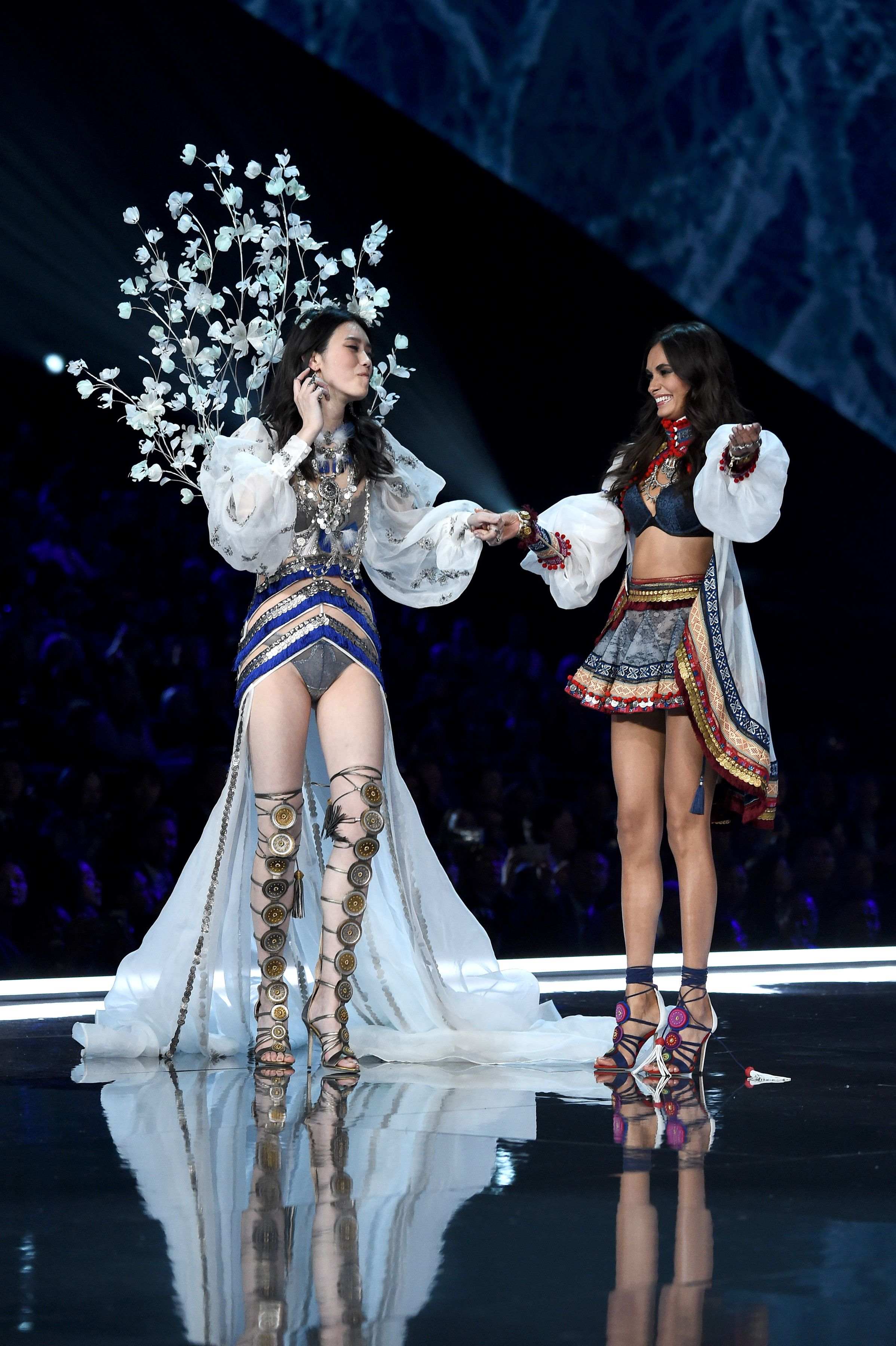 713b32920 Gizele Oliveira on Helping Ming Xi After She Fell at Victoria's Secret  Fashion Show - Gizele Oliveira Interview