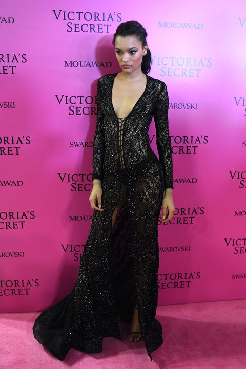 Victoria Secret Models in 2017 After Party Dresses - Best Red Carpet ...