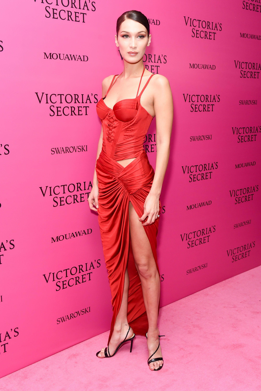 Victoria Secret Models Dresses
