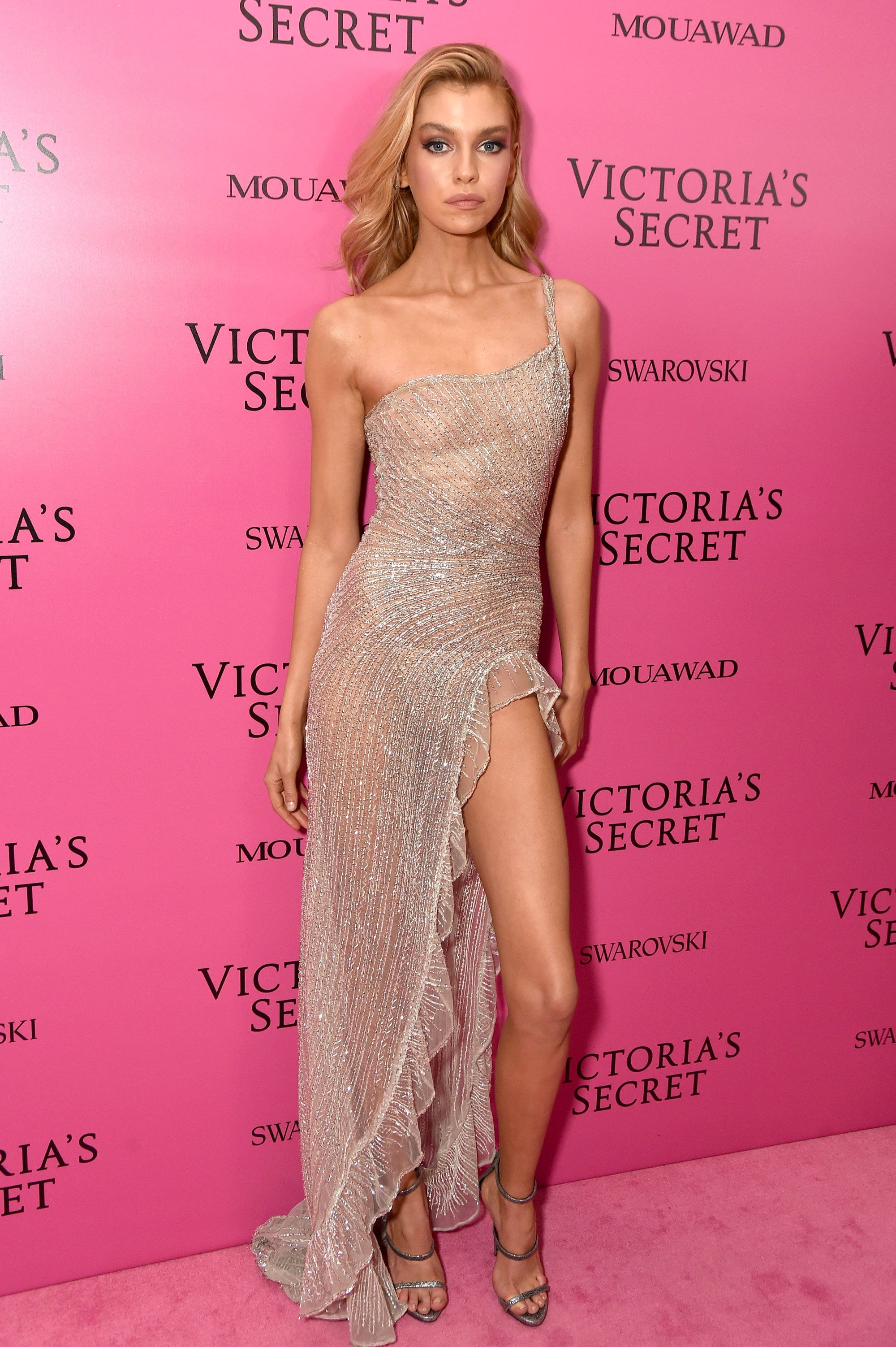 Victoria Secret After Party Dresses Best Instagrams From S Fashion Show Afterparty