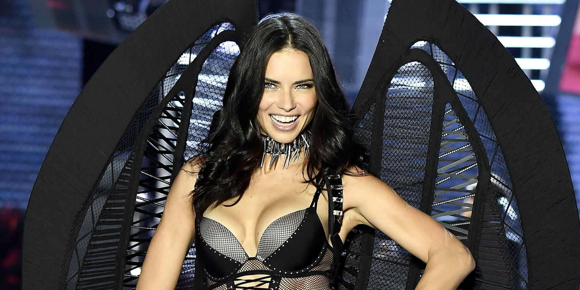 "Adriana Lima May Be Leaving Victoria's Secret: ""I Will Not Take My Clothes Off Anymore"""