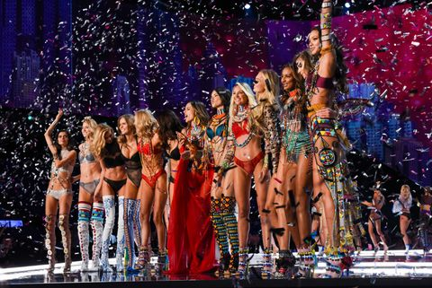 Victoria's Secret Held In New York, 2018