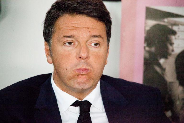 Secondo Renzi le Olimpiadi si fanno a Milano perché il Sud è pigro.