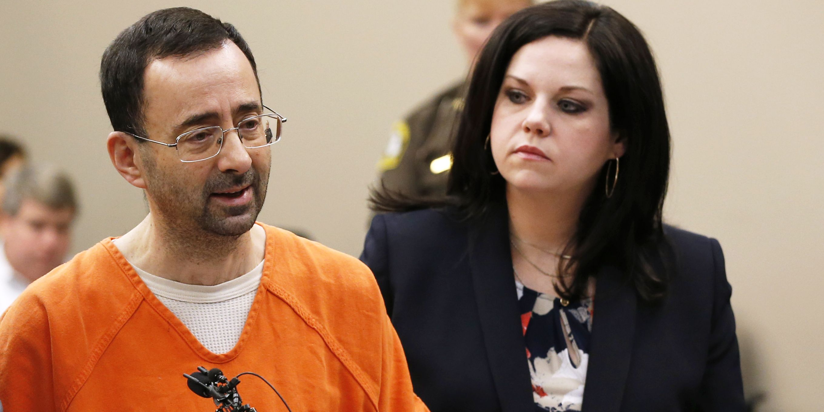 Larry Nassar's Lawyer, Shannon Smith, Claims Her Client Has 'Hundreds' of Supporters In New HBO Documentary At the Heart of Gold