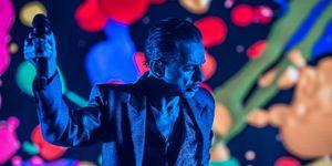 Dave Gahan, de Depeche Mode