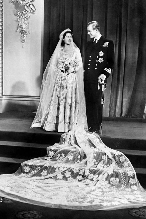The Best Royal Wedding Dresses Of The Last 70 Years Royal
