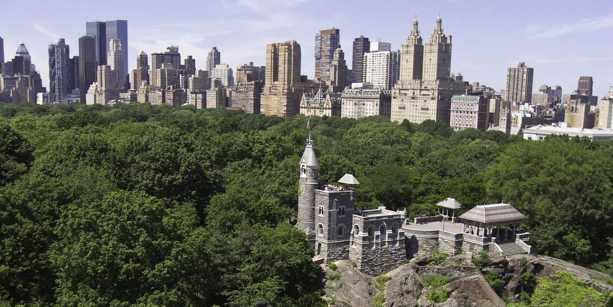 Image result for The Belvedere central park renovation