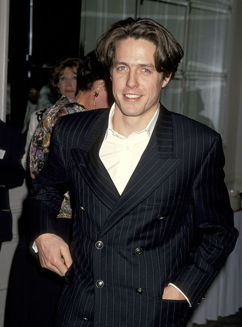 hugh grant photo by jim smealron galella collection via getty images