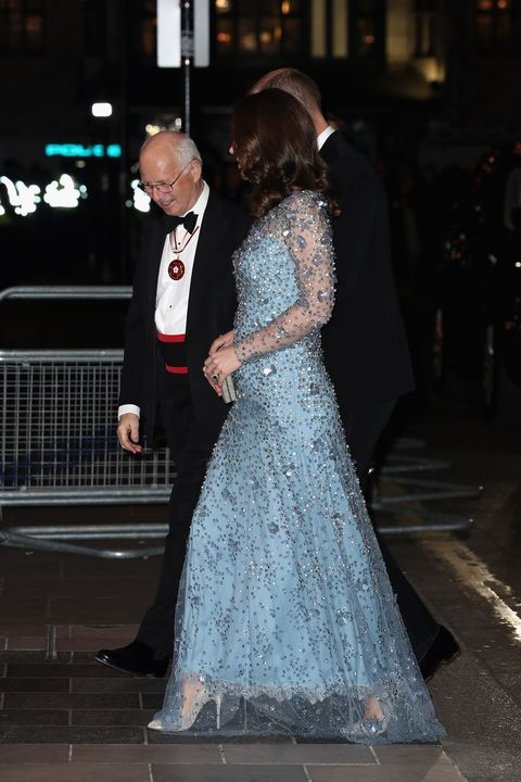 Kate Middleton looked like a total Disney princess last night | Her.ie