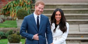 Prince Harry and Meghan Markle's full engagement album