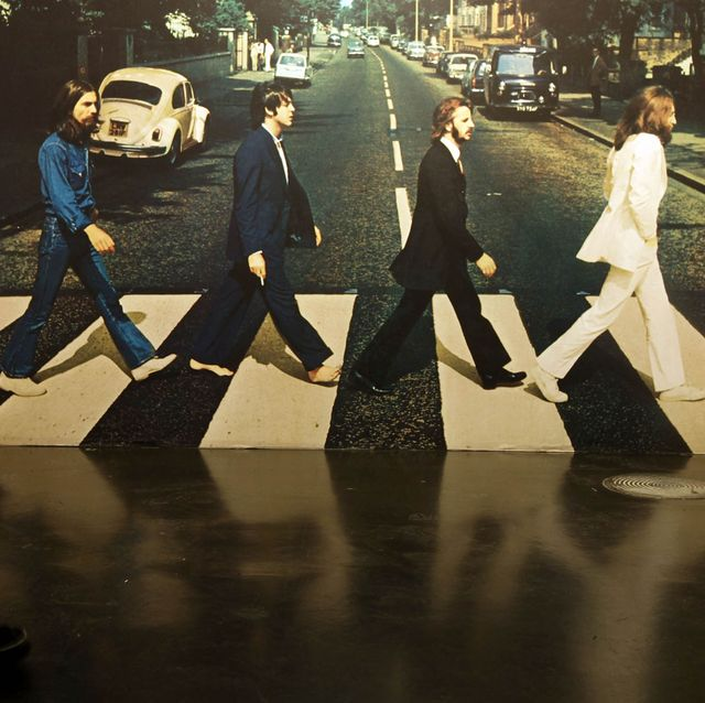 And in the end... Beatles 'Abbey Road' cover photo was shot 45 ... | 638x640