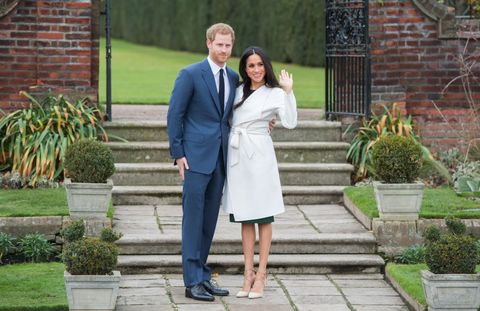 Verloving Meghan Markle Prins Harry