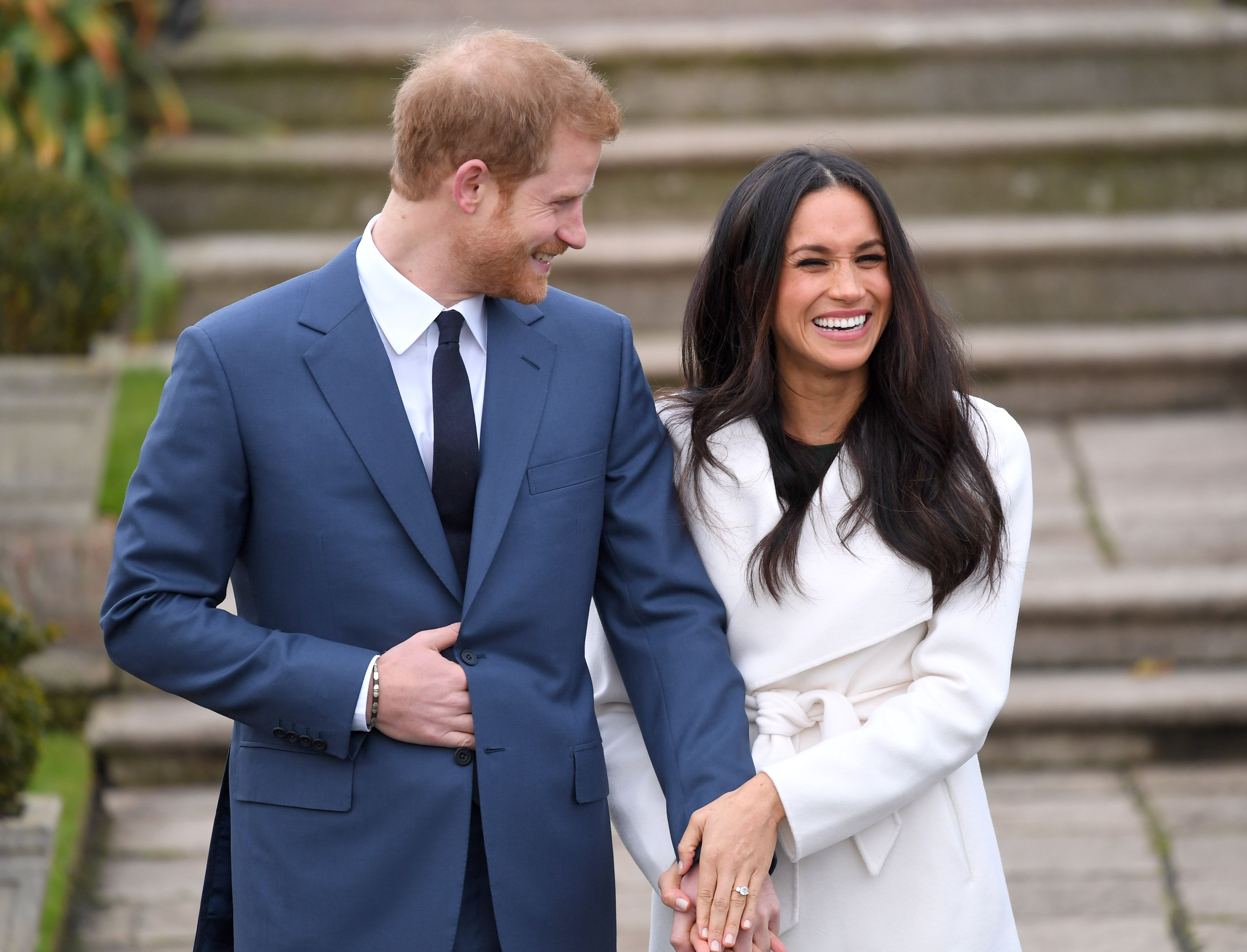 Wait, Meghan Markle Updated Her Engagement Ring So It Has MORE Diamonds
