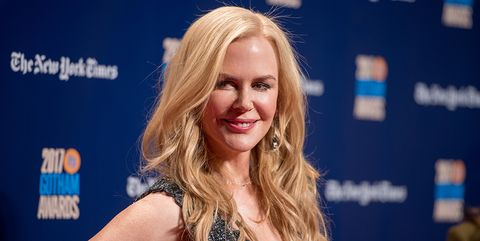 Nicole Kidman looks like an actual different person on set of new film