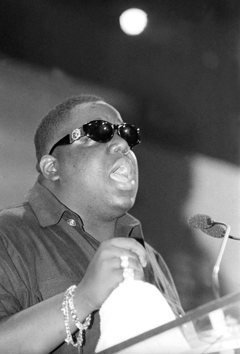 89d5bb34fb1 Versace Is Bringing Back Notorious B.I.G. s Iconic Sunglasses