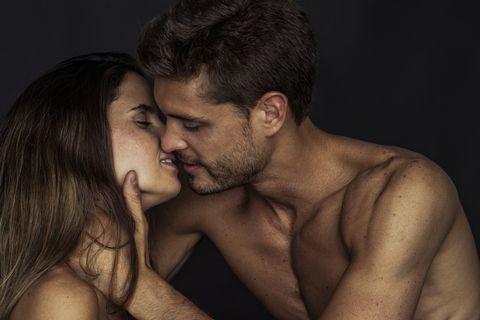接吻, 情侶, 親吻