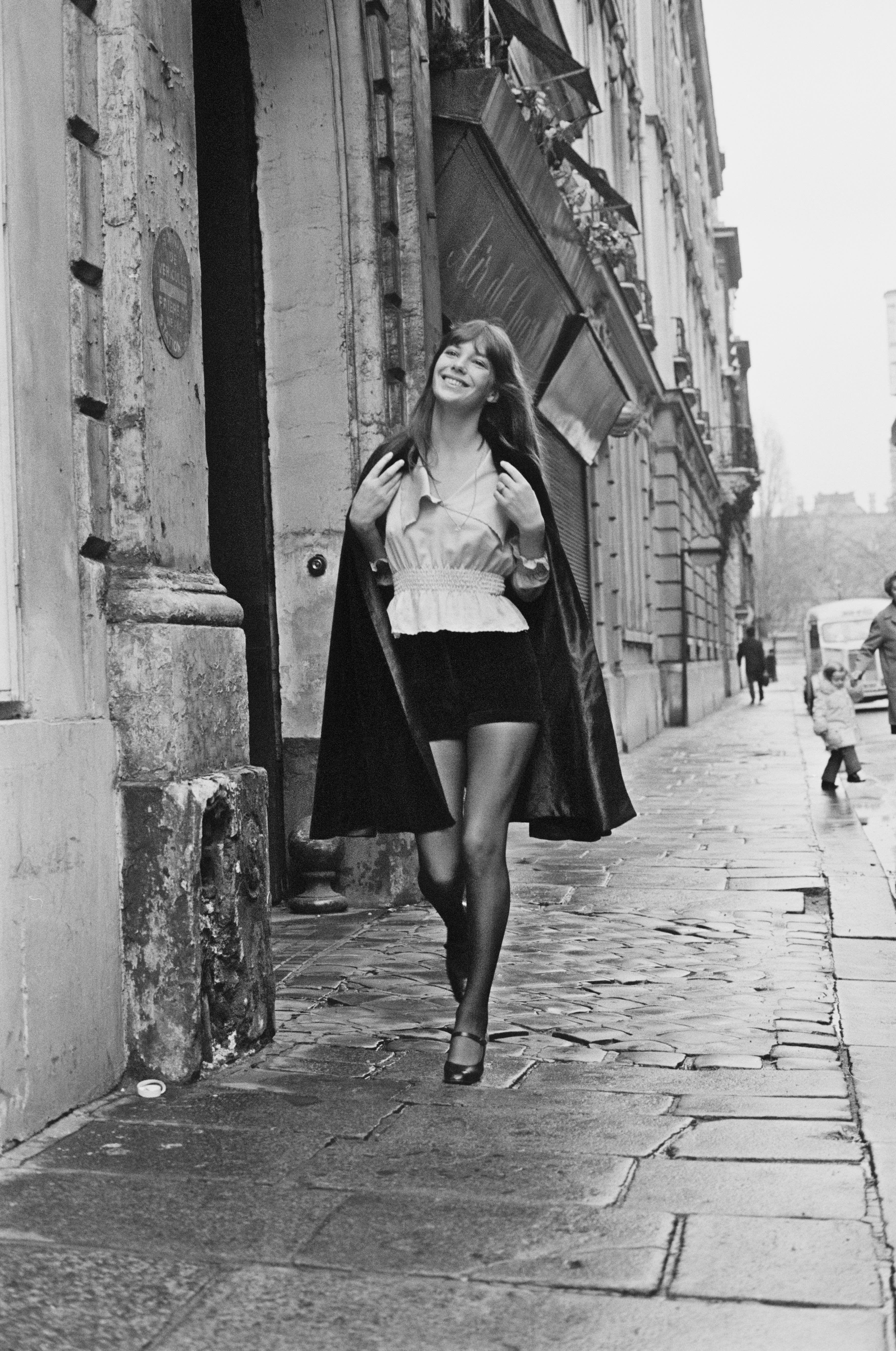 Jane Birkin's Timeless Runway Influence