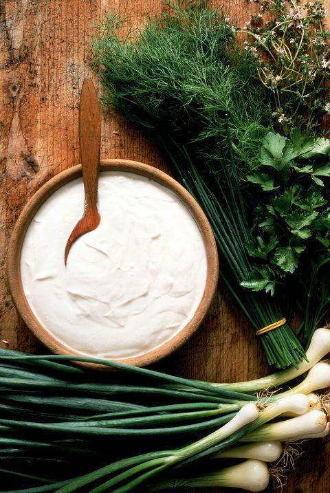 Crème Fraîche heavy cream substitute