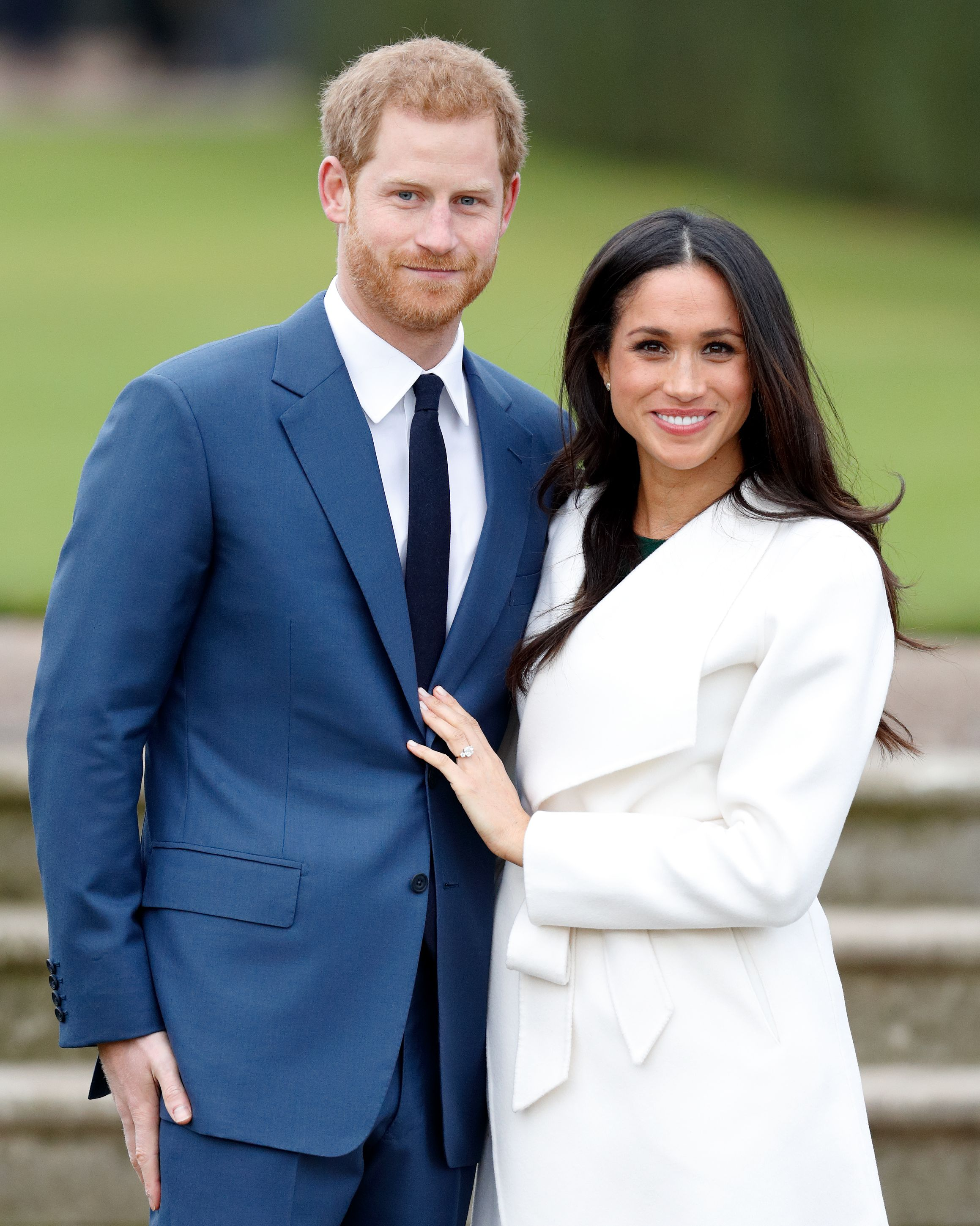 "Prince Harry and Meghan Markle Harry and Meghan were set up by a mutual friend (most likely Violet von Westenholz, a childhood friend of Harry's who works in PR for Ralph Lauren). ""It was definitely a set-up. It was a blind date,"" Meghan has said of their first date."