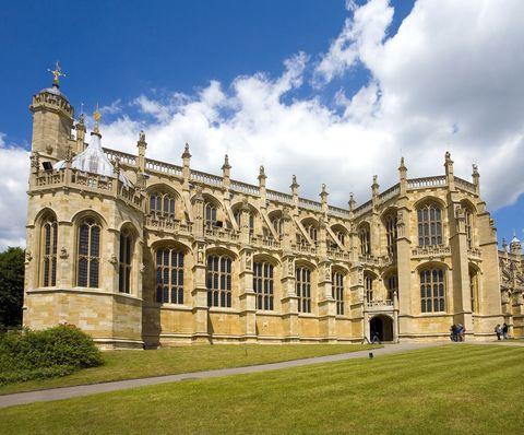 Prince Harry Meghan Markle S Wedding Venue Church See